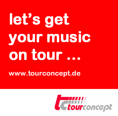 let's get your music on tour